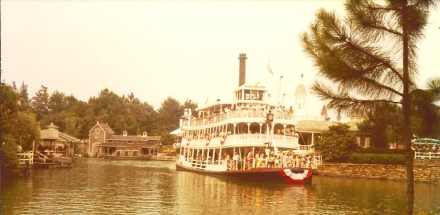 River Boat, Disney